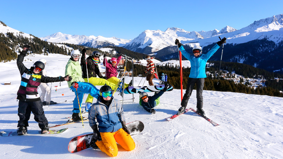 Ski and Snowboarding guiding