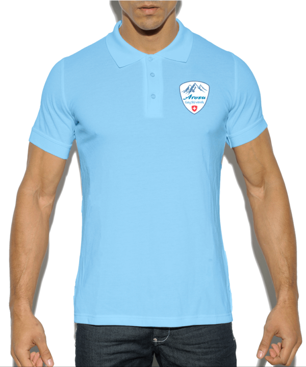 Arosa polo shirt 2020 - front