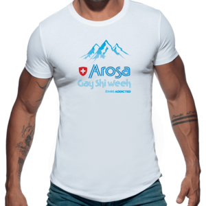 Arosa T-shirt 2019 - front