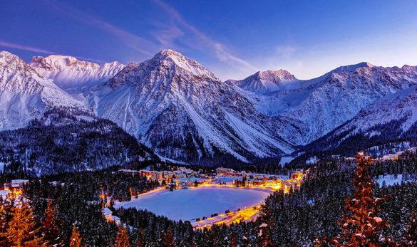Arosa exklusiv Ferienwohnungen Schweiz