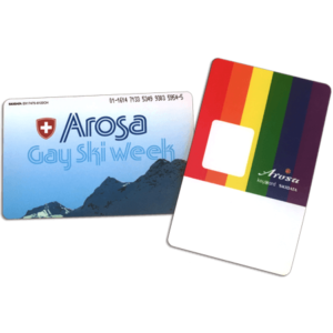 rainbow keycard gay ski week