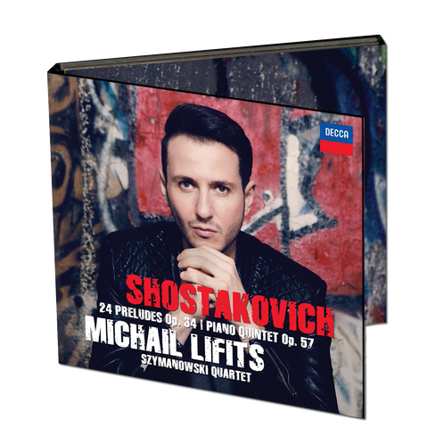Michail Lifits concert CD