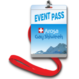 Event pass Arosa Gay Ski Week