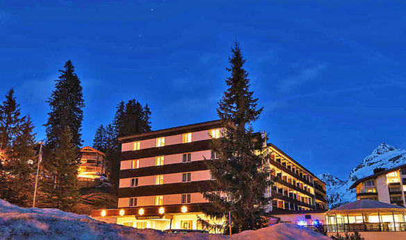 Robinson club Arosa hotel