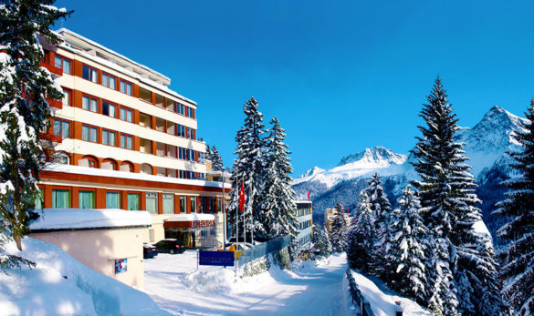 Hotel The Excelsior Arosa
