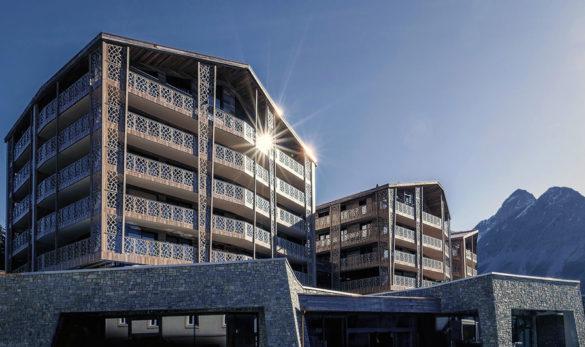 Hotel Valsana Arosa